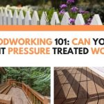 Woodworking 101: Can You Paint Pressure Treated Wood?