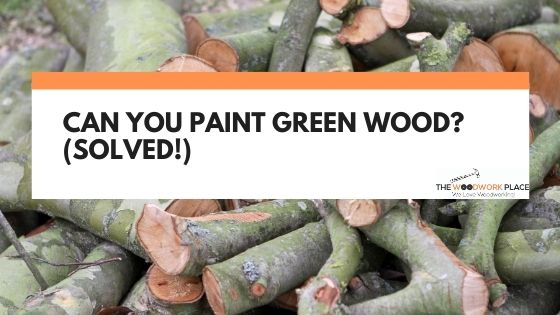 Can You Paint Green Wood_ (Solved!)