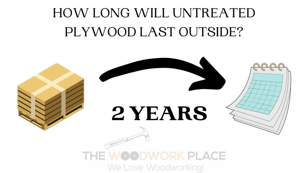 How Long Will Untreated Plywood Last Outside