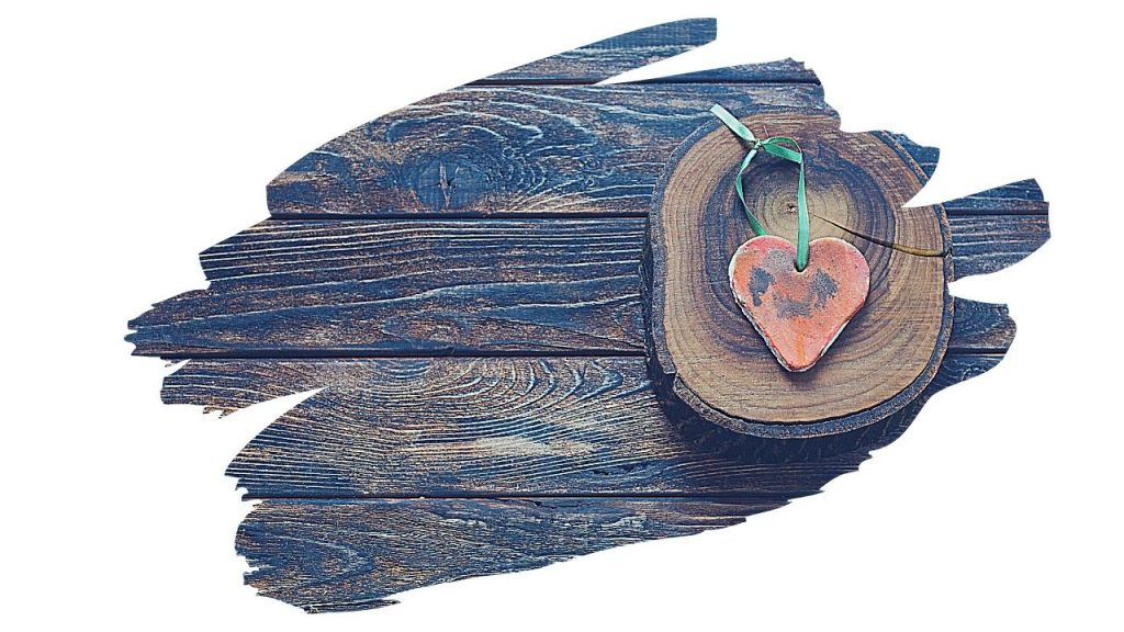 drying wood slices with denatured alcohol