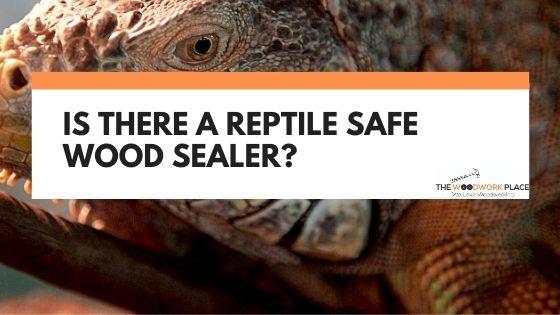 reptile safe wood sealer