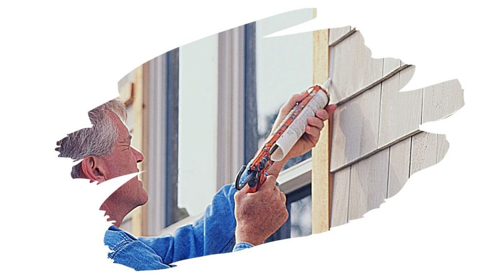 Beginners Guide To Caulking Cedar Siding