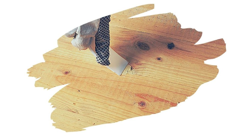 Will Polyurethane Fill In Cracks In A Wood Table