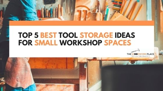 tool storage ideas for small spaces