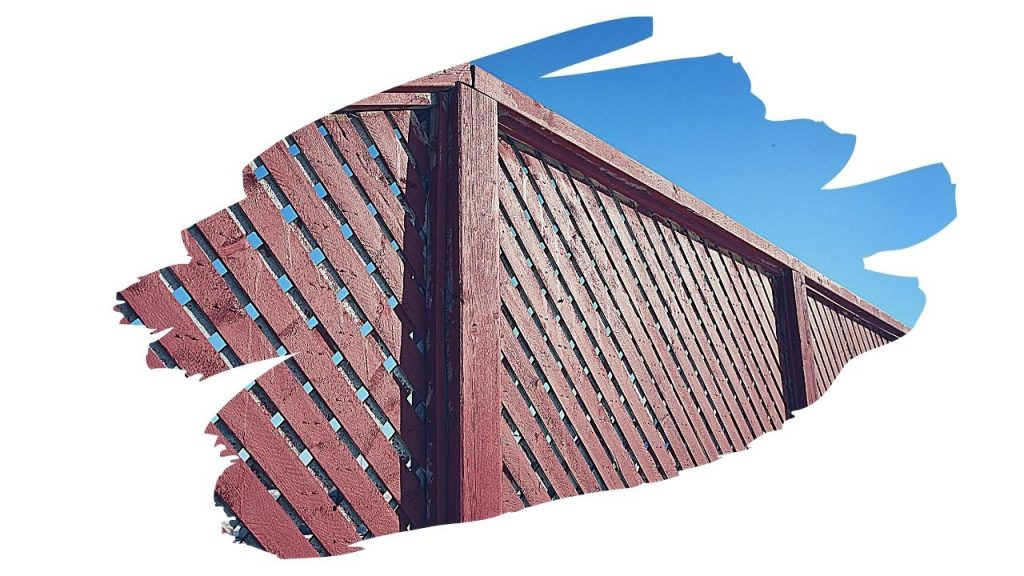 nails or screws for wood fence
