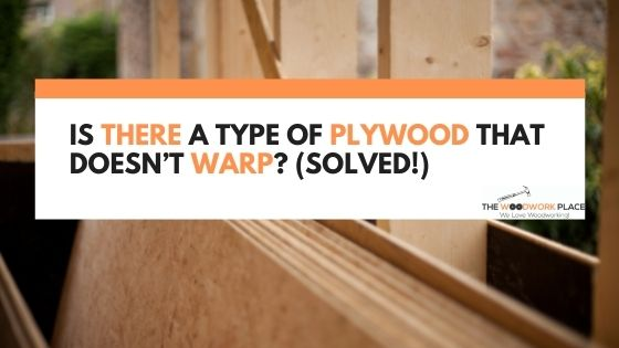plywood that doesn't warp